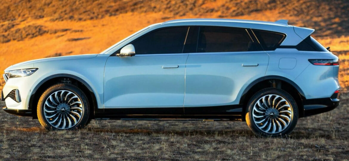 suv dongfeng electrique